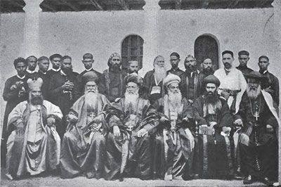 Ordination in Columbo 1892